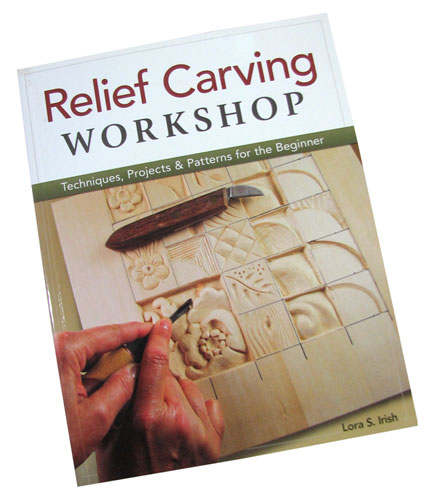 Relief carving project book