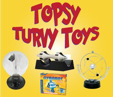 TopsyTurveyToys