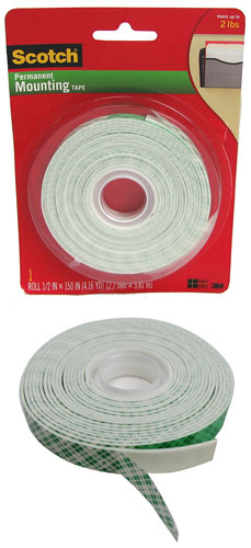 3m Double Sided Mounting Tape