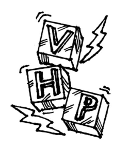 ASSORTED MAGNETIC LETTERS