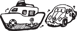 KID'S FOAM DECORATIONS