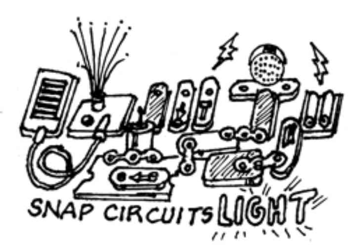 SNAP CIRCUITS® LIGHT PROJECTS KIT