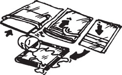 CLEAR PROTECTIVE TABLET SLEEVES