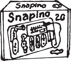 SNAP CIRCUITS® SNAPINO™ KIT