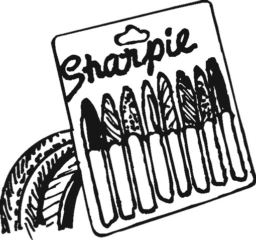 SHARPIE® FINE-POINT MARKER SET