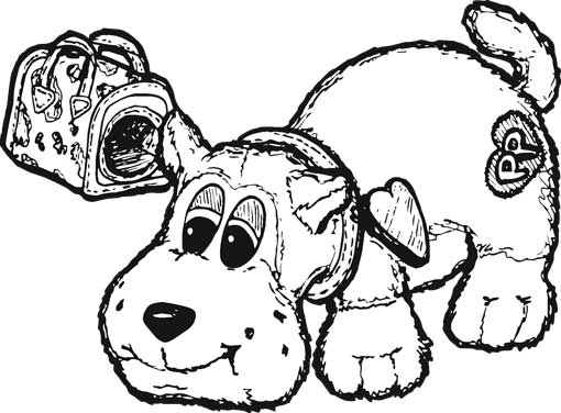 POUND PUPPIES™ STUFFED TOYS