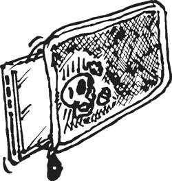 "NEOPRENE LAPTOP SLEEVES 16"" x 12"""